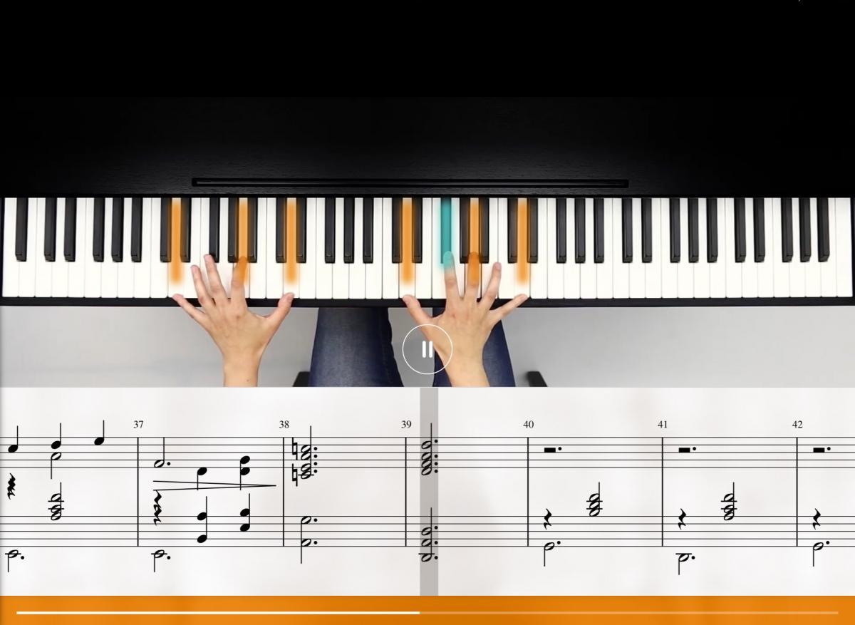 flowkey-song-player